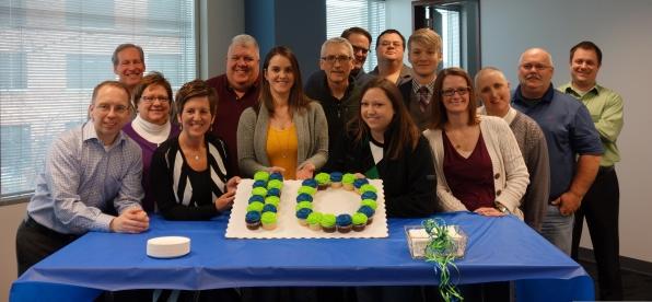ImOn 10th Anniversary Employee Photo