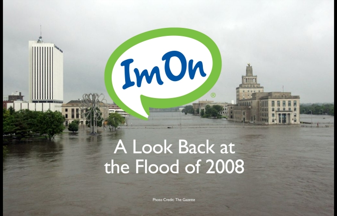 ImOn's look back at the flood of 2008